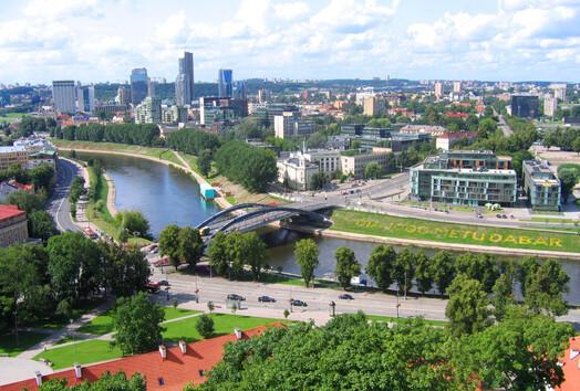 Коттеджи в Вильнюсе